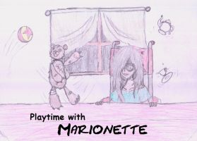 Playtime With Marionette by Xeranad