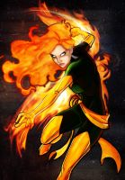 Phoenix by exorcisingemily