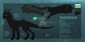 Daenkoyah Reference Sheet by Ryukurei