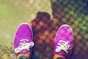 a walk in my shoes by raeuve