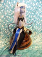 Monster High: Daughter of Bastet by PlumLovely