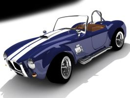 shelby cobra by klesik