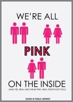 Think Pink by UntamedUnwanted