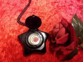 Sailor Moon Star Locket - Tuxedo Mask ispired 04 by ReproMan74
