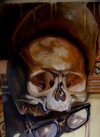 skull paint donne by tattooneos