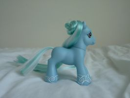 custom my little pony Clouds above 1 by thebluemaiden