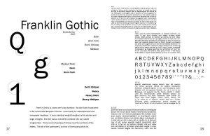 Franklin Gothic by prowelix