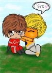 Wither and Elixir Chibis by GOComics