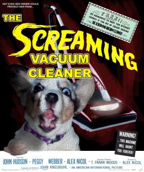 The Screaming Vaccume Cleaner by jared811111