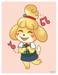 Isabelle~ by sl4ughtermelon