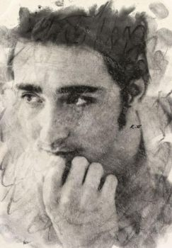 Lee Pace by KatarinaSerbianArt