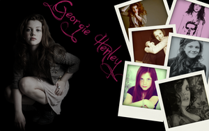 Georgie Henley by Lily-so-sweet