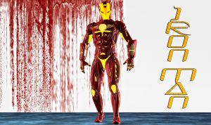 New Avengers Iron Man 2011 by hiram67