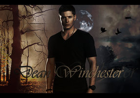 Dean Winchester. by fragilesoul15