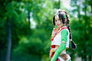 Seung Mina - Soul Calibur IV by Narga-Lifestream