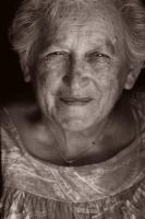 Nonna BW by sholmy