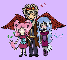 PGA: Avin request by Tess-Is-Epic