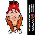 Axl Rose by b1naryg0d
