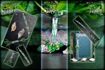 TAKEN - Bookmark Green Ice by Andecaya
