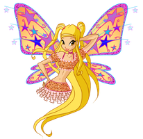 Stella Believix by magicalcolourofwinx