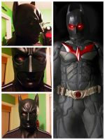 Nolan-Verse Batman Beyond WIP by Cadmus130