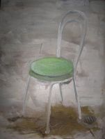 Chair by stanuga