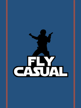 Han Solo - Fly Casual by Gabriel-Carati