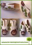 Little Redhood shoes by isasi