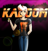 Prof. Kaboom Human by Meshion