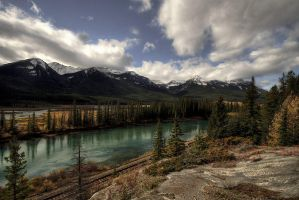 Canadian-Pacific Railway 2 by mole2k