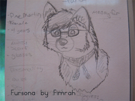 ...My Fursona? by Fimrah
