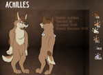 Achilles reference 2014 by AchillesWolf
