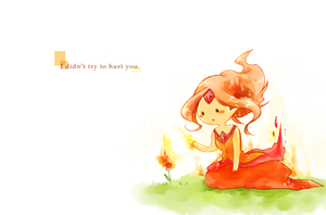 flame princess by Torchh