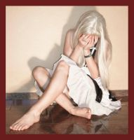 Alice crying 1 by Lisajen-stock