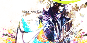 Masamune Date by Dhencod