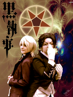 Alois and Claude - Forever Together by SHINeeWorld96