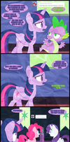 Rainbow Tales Replies: Questionable Conundrum by Narflarg