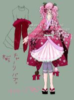 Cherry Pop Costume Design by naima