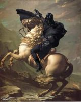 Darth Vader or Napoleon?? by Superbilly77
