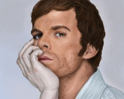 Dexter by peacexofxart