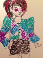 Ugly Thrift Shop Jacket by SaturnSirene