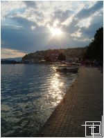 A Glimpse Of Lake Ohrid -1- by ArtBIT