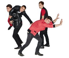 Big time Rush Png by UnbrokenBoy