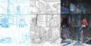 Issue 16 Page19 Process by DanSchoening