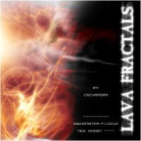 Hot lava Fractals by CRCharisma