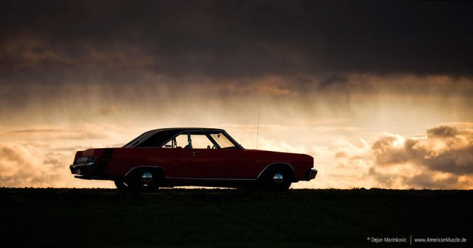 against the sun by AmericanMuscle