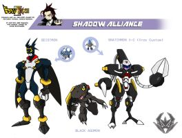DZX: Shadow Alliance by Shadypenpen