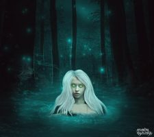 The Swamp Queen by The-Average-Alex