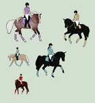 .: Sketchy Dressage Trainings :. by ChampieB