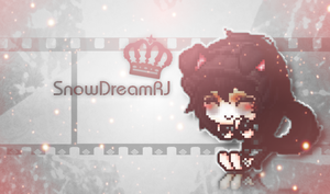 = POSTER ll SnowDreamRJ by iAuliffy